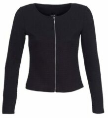 Zwarte Vila Vinaja New Short Jacket-Noos Jackets Black