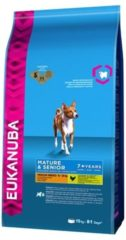Eukanuba Thriving Mature Medium Breed Kip - Hondenvoer - 3 kg - Hondenvoer