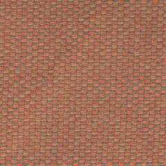 Agora Bruma Coral 1013 beige oranje stof per meter, buitenstof, tuinkussens, palletkussens