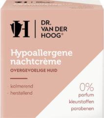 Dr Van der Hoog Dr Vd Hoog Nachtcreme hypo allergeen 50 Milliliter
