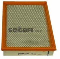 PURFLUX-filter op A344