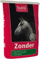 Subli Zonder - Paardenvoer - 20 kg