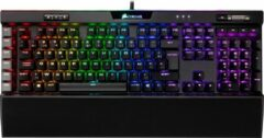 Zwarte Corsair K95 RGB Platinum Mechanisch Azerty Gaming Toetsenbord - Cherry MX Speed