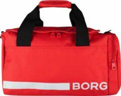 Rode Bjorn Borg Baseline Sportsbag - Sporttas - Red