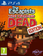 MSL The Escapists: The Walking Dead Edition - PS4