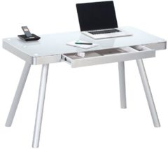 Bermeo Laptoptafel Urban - Wit 120 cm