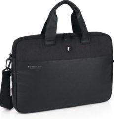 Black Friday Korting. Gabol Slanke Laptoptas 15,6 inch Mirco Zwart nu voor € 47.4525