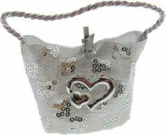 E-scooter-fun 12 zilveren luxe mini tasjes | geschenktasje | bedankdoosje | juwelendoosje | cadeautasje | gift-box | decoratie | babyshower | huwelijk | geschenkverpakking