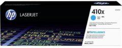 HP 410X CF411X Tonercassette Cyaan 5000 bladzijden Origineel Tonercassette