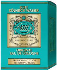 4711 Original Refreshing Eau de Cologne Tissue - 10 stuk