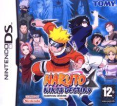 Nintendo Naruto: Ninja Destiny