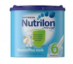 Nutrilon PeuterPlus melk 6 (1 Pak van 400 gr) (Nieuwe verpakking)