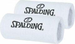 Witte Uhlsport Spalding wristband white