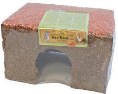 Gebr. de Boon JR Farm knaagdier hooihuis wortel middel 350 gram 16248