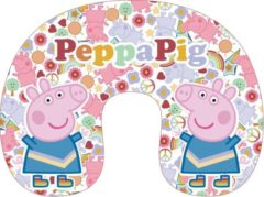 Nickelodeon nekkussen Flower Power Peppa Pig 31 cm polyester