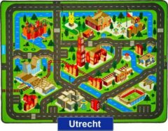 Jouw Speelkleed Utrecht - Verkeerskleed - Speeltapijt.