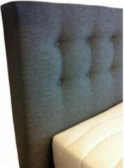 Bedden Plein 40-45 B.V Boxspring Alanya , Complete boxspring , met pocketvering matras een dikte van 20 cm zwart 160x200