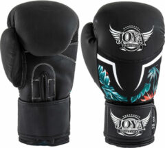 Joya Fight Gear Joya Fightgear - (kick)bokshandschoenen - Tropical - Vrouwen - Groen - 10oz