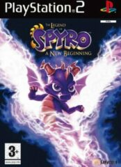 Sierra Entertainment The Legend of Spyro a New Beginning
