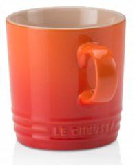 LE CREUSET - Aardewerk - Beker 0,35L Oranje