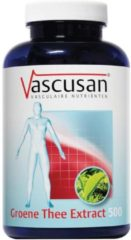 Vascusan Groene Thee Extract 500mg Capsules 60st