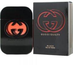 Gucci Guilty Black Pour Femme Eau de Toilette 75ml Spray