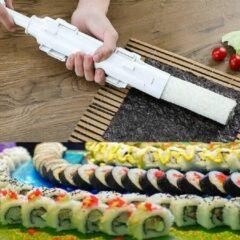 Witte KAMUS Sushi maker Bazooka ,Sushi Kit .Japanese Sushi maker Bazooka