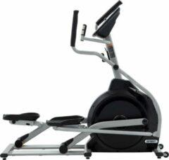 Grijze Spirit Fitness XE795 Crosstrainer Elliptical - Professionele Crosstrainer - Uitstekende Garantievoorwaarden - 12 trainingsprogramma's / 40 weerstandsniveaus / ingebouwde hoogwaardige speakers - Inclusief gratis hartslagborstband (Spirit Fitness)