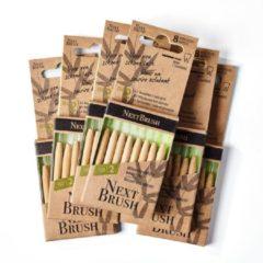 NextBrush bamboe interdentale ragers ISO 2 - 48 stuks