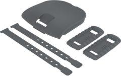 Zwarte Urban Iki Front Seat Styling Set - Bincho Black