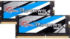 G.Skill SO-DIMM 16 GB DDR4-3200 Kit, Arbeitsspeicher