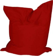 Rode Zitzak Outdoor Sunbrella Paris red 3728 Maat M