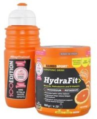 Named Sport HydraFit Drink vitamine e sali minerali 400g + IN OMAGGIO Borraccia 100th Edition Giro d'Italia