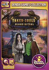 Denda Games Denda Game 169: Taken Souls: Blood Ritual (Collector's Edition) PC