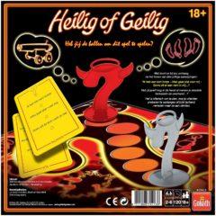 Zilveren Goliath Games Heilig Of Geilig - Bordspel