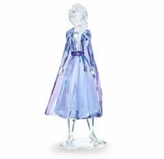 Paarse Swarovski kristal Frozen 2 - Elsa 5492735