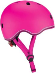 Globber helm Evo Lights maat 45/51 cm roze