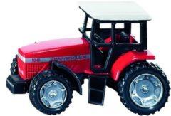 Siku Massey Ferguson tractor rood 7.5 cm (0847)