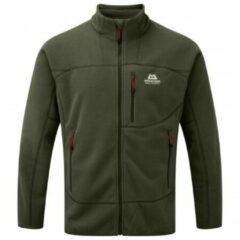 Mountain Equipment - Litmus Jacket - Fleecevest maat S, zwart/olijfgroen
