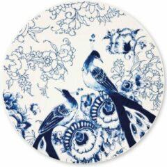 Blauwe Royal Delft Porselein bord