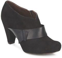 Zwarte Low Boots Coclico OTTAVIA