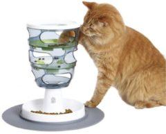Catit Design Cat it Design senses kattenspeelgoed Food maze - Grijs/Wit - 27 x 24 x 24cm