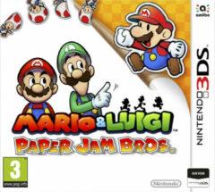 Nintendo Mario + Luigi: Paper Jam Bros. 3DS (2232048)