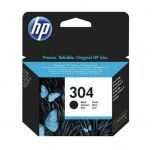 HP 304 Black Original Standard Capacity (N9K06AE#301)