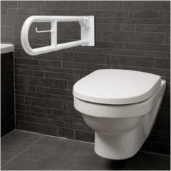 SecuCare Senior Secu Toiletrolhouder v.toiletbeugel opklapb. 8045.000.01