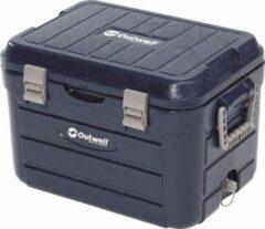 Donkerblauwe Outwell Koelbox Fulmar - 30L