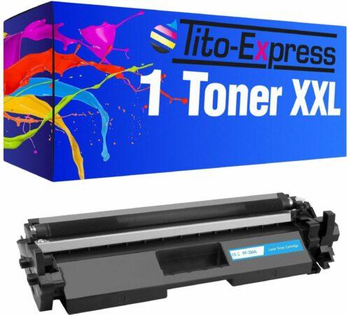 Afbeelding van Zwarte Tito-Express PlatinumSerie Tito-Express Platinum series 1x HP CF294X Toner XXL alternatief voor HP CF294X