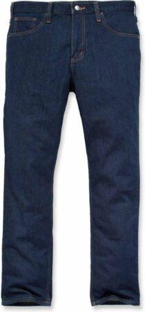 Afbeelding van Blauwe Carhartt Rugged Flex Straight Tapered Erie Jeans Heren