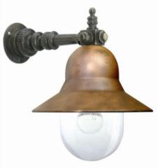 KS Verlichting Bronzen wandlamp Bretagne KS 7296