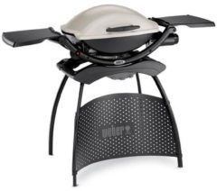 Weber Q 2000 met Stand Gasbarbecue